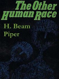 Cover The Other Human Race (Fuzzy Sapiens)