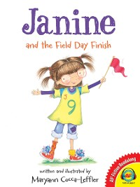 Cover Janine and the Field Day Finish