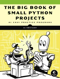 Cover Big Book of Small Python Projects