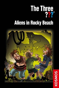 Cover The Three ???, Aliens in Rocky Beach (drei Fragezeichen)