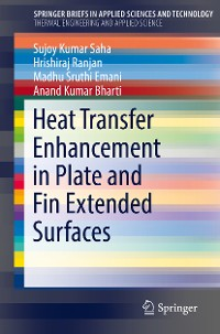 Cover Heat Transfer Enhancement in Plate and Fin Extended Surfaces