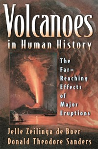 Cover Volcanoes in Human History
