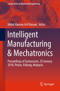 Cover Intelligent Manufacturing & Mechatronics