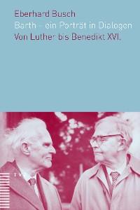 Cover Barth - ein Porträt in Dialogen