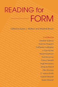 Cover Reading for Form