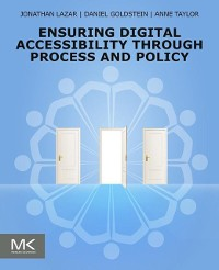 Cover Ensuring Digital Accessibility through Process and Policy