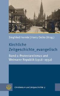 Cover Kirchliche Zeitgeschichte_evangelisch