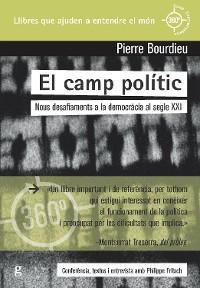 Cover El camp polític