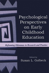 Cover Psychological Perspectives on Early Childhood Education