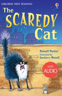 Cover Scaredy Cat