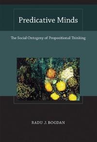 Cover Predicative Minds