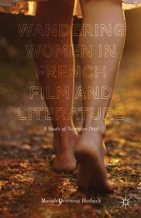 Cover Wandering Women in French Film and Literature