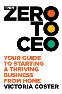 Cover From Zero to CEO