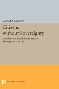 Cover Citizens without Sovereignty