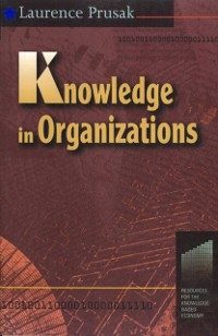 Cover Knowledge in Organisations