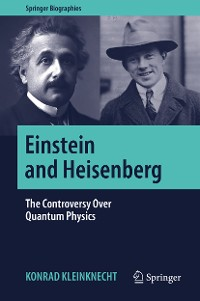 Cover Einstein and Heisenberg