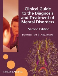 Cover Clinical Guide to the Diagnosis and Treatment of Mental Disorders