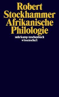 Cover Afrikanische Philologie
