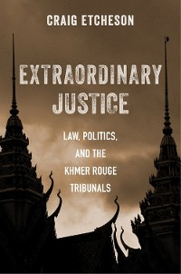 Cover Extraordinary Justice