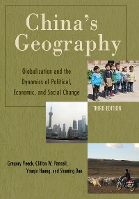 Cover China's Geography