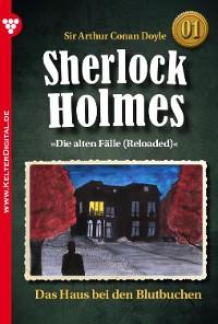 Cover Sherlock Holmes 1 - Kriminalroman
