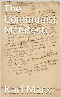 Cover The Communist Manifesto