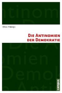 Cover Die Antinomien der Demokratie