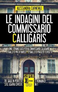 Cover Le indagini del commissario Calligaris