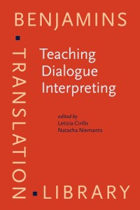 Cover Teaching Dialogue Interpreting
