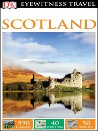 Cover DK Eyewitness Travel Guide Scotland
