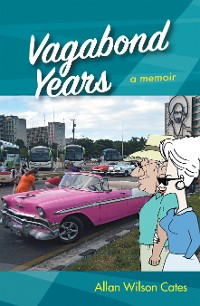 Cover Vagabond Years
