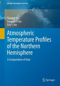 Cover Atmospheric Temperature Profiles of the Northern Hemisphere