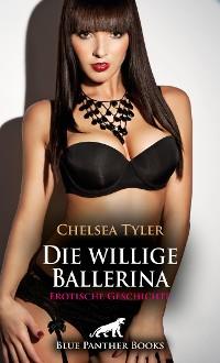 Cover Die willige Ballerina | Erotische Geschichte