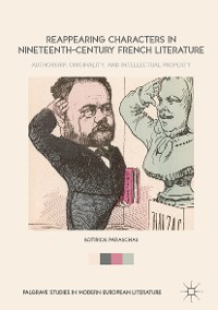 Cover Reappearing Characters in Nineteenth-Century French Literature