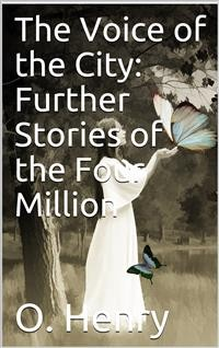 Cover The Voice of the City: Further Stories of the Four Million