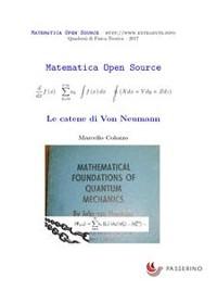 Cover Le catene di Von Neumann