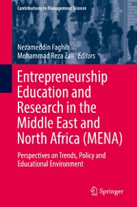 Cover Entrepreneurship Education and Research in the Middle East and North Africa (MENA)