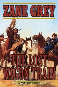 Cover Lost Wagon Train