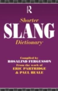 Cover Shorter Slang Dictionary