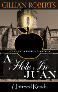 Cover Hole in Juan (An Amanda Pepper Mystery, #13)