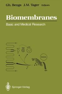 Cover Biomembranes