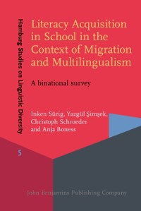 Cover Literacy Acquisition in School in the Context of Migration and Multilingualism
