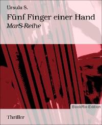 Cover Fünf Finger einer Hand