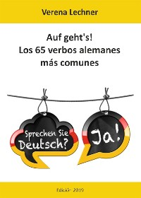 Cover Auf geht's! Los 65 verbos alemanes más comunes