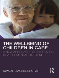 Cover Wellbeing of Children in Care