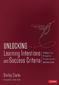 Cover Unlocking Learning Intentions and Success Criteria