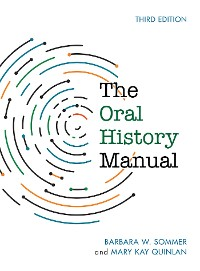 Cover The Oral History Manual