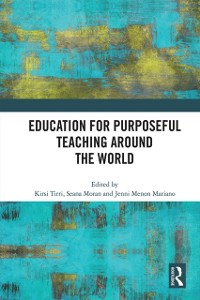 Cover Education for Purposeful Teaching Around the World