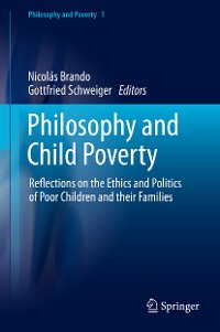 Cover Philosophy and Child Poverty
