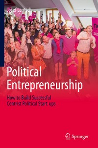 Cover Political Entrepreneurship